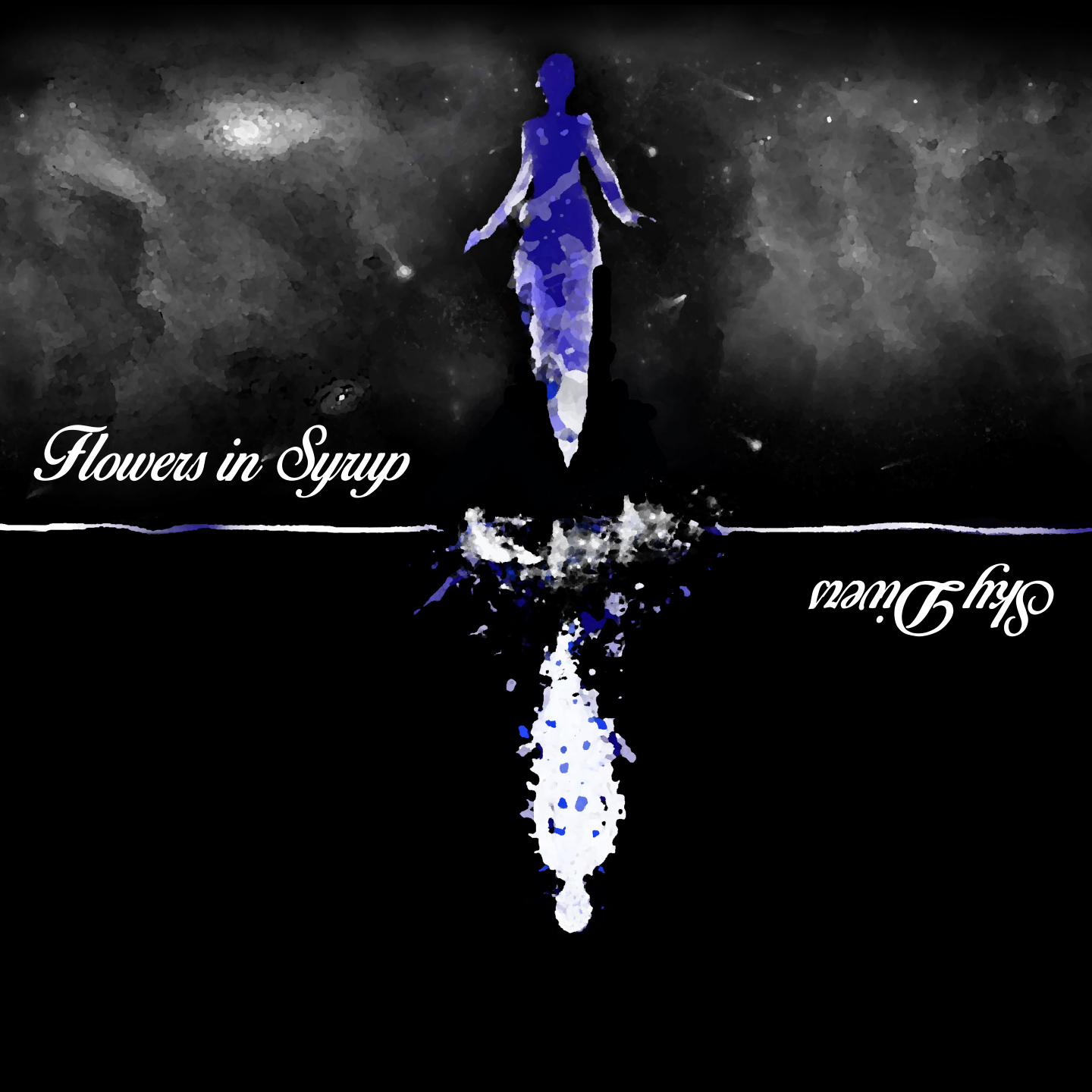 Flowers in Syrup Coverartwork SkyDivers
