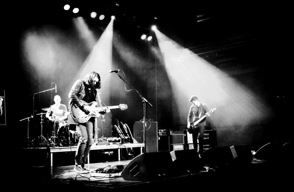 Flowers in Syrup in Black&White live in Memmingen