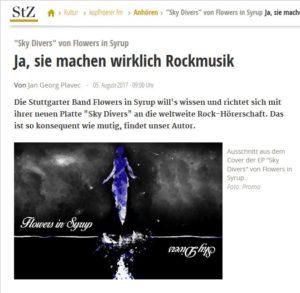 Stuttgart Zeitung kopfhörerfm Review